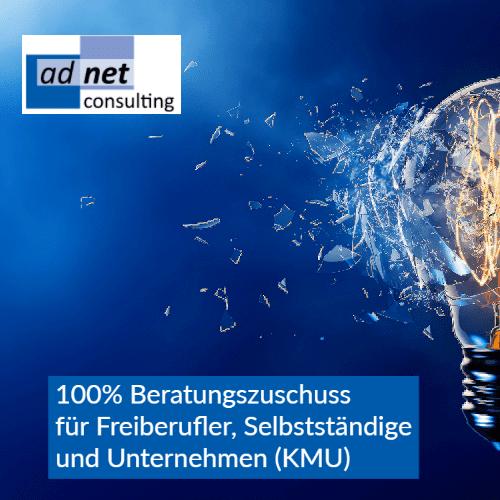 Unternehmensberatung für Druck, Medien und Verlage - BAFA Beratungsförderung mit 100% Beratungszuschuss für Freiberufler, Selbstständige und Unternehmen